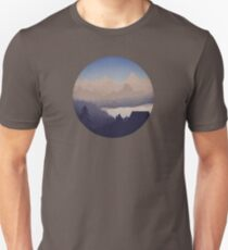 Remote Location - Sky Unisex T-Shirt