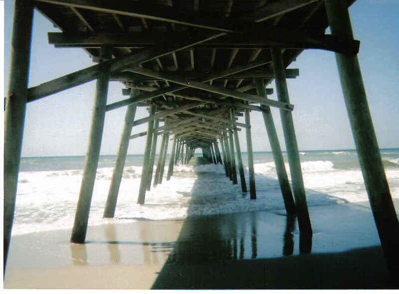 Pier by Kimberly D. Allen