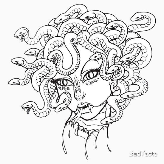 TShirtGifter presents: Medusa