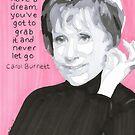 Carol Burnett by anniemgo