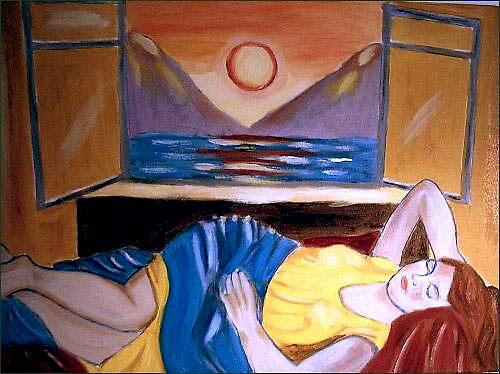 Dream Sequence........ by Rusty  Gladdish
