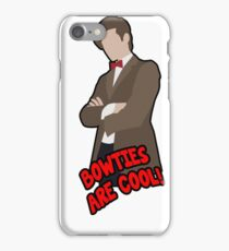 Doctor Who || Bowties are Cool iPhone Case/Skin