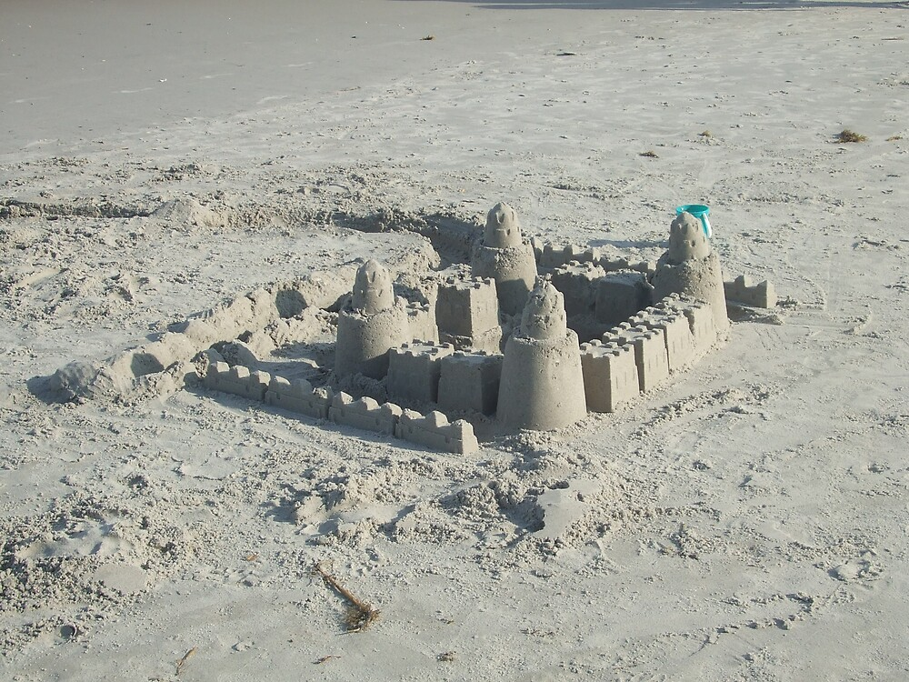 Sandcastle by Kimberly D. Allen