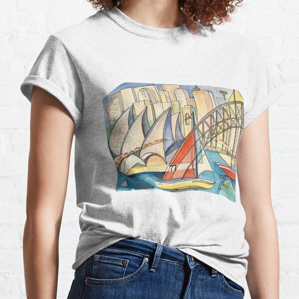 Sydney Harbor Australia Classic T-Shirt