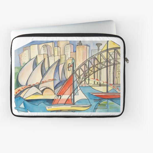 Sydney Harbor Australia Laptop Sleeve