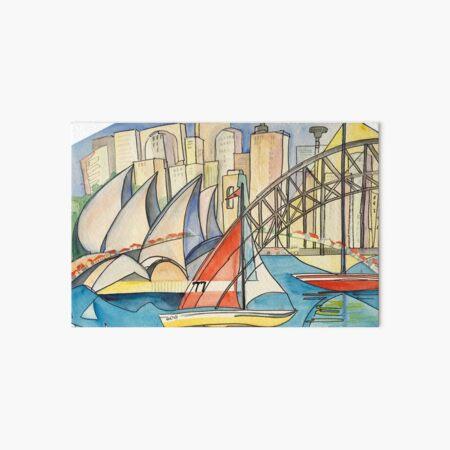 Sydney Harbor Australia Art Board Print