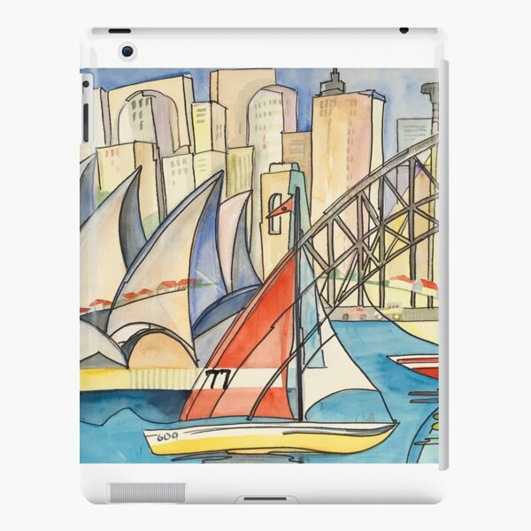 Sydney Harbor Australia iPad Snap Case