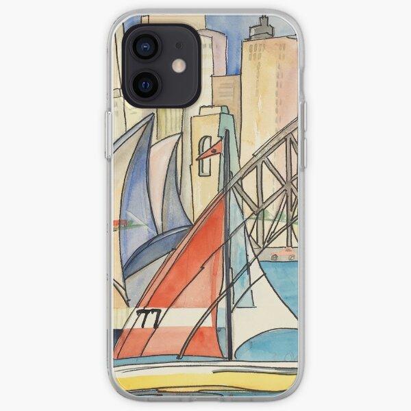 Sydney Harbor Australia iPhone Soft Case