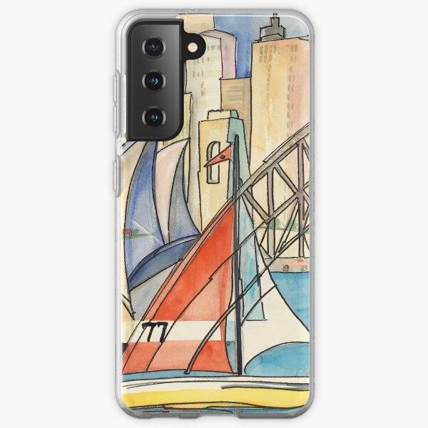 Sydney Harbor Australia Samsung Galaxy Soft Case