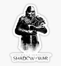 Shadow of War  Sticker