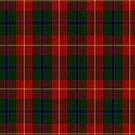 02451 Douglas of Roxburgh Clan/Family Tartan by Detnecs2013