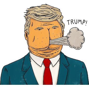 Trump by leonarde