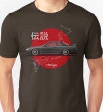 Skyline R32 GT-R (black) T-Shirt