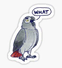 Ripley WHAT Sticker
