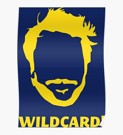 Wildcard Poster