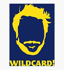 Wildcard Photographic Print