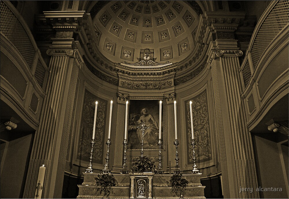 Altar by jerry  alcantara