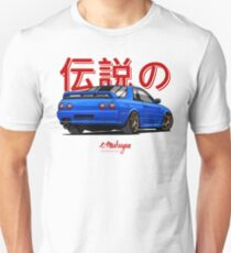 Skyline R32 GTR (white) T-Shirt
