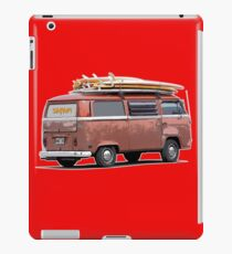 Surf Safari in a VW Kombi iPad Case/Skin
