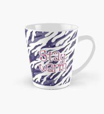 Stay Warm (with text) Tall Mug