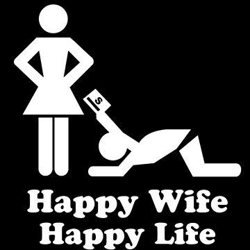 Happy Wife by leonarde