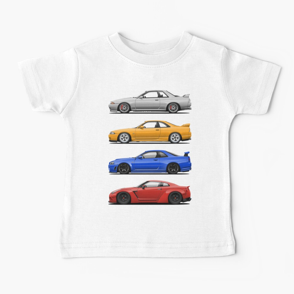 Skyline GTR. Generation Baby T-Shirt