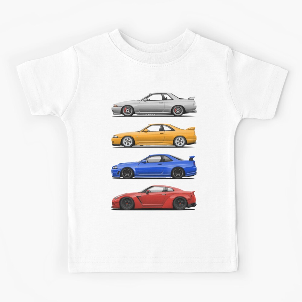 Skyline GTR. Generation Kids T-Shirt