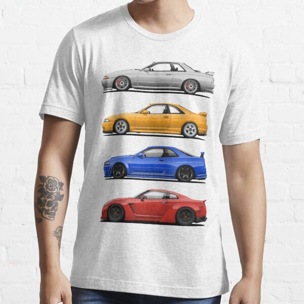 Skyline GTR. Generation Essential T-Shirt