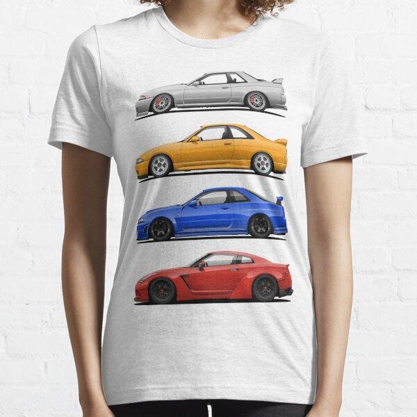 Skyline GTR. Generation Essential T-Shirt