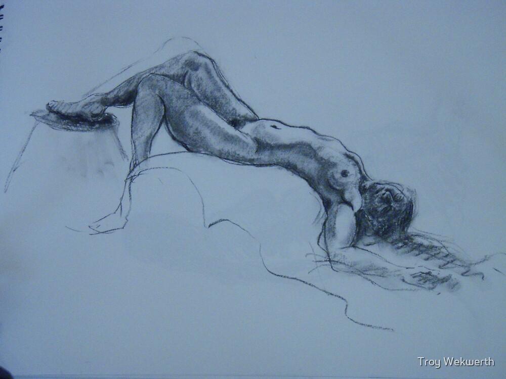 Jaqui - 10 min study by Troy Wekwerth