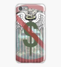No Holy Profits iPhone Case/Skin