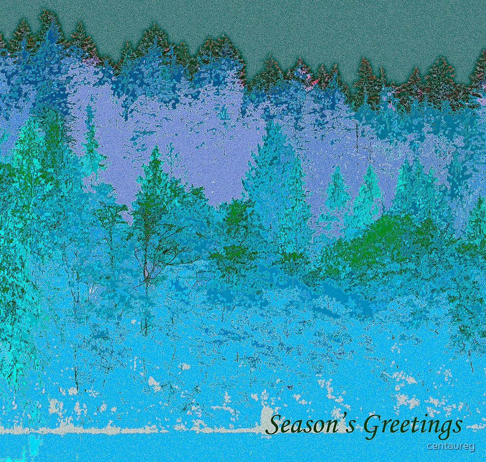 Season's Greetings (Arborealis) by Greg German
