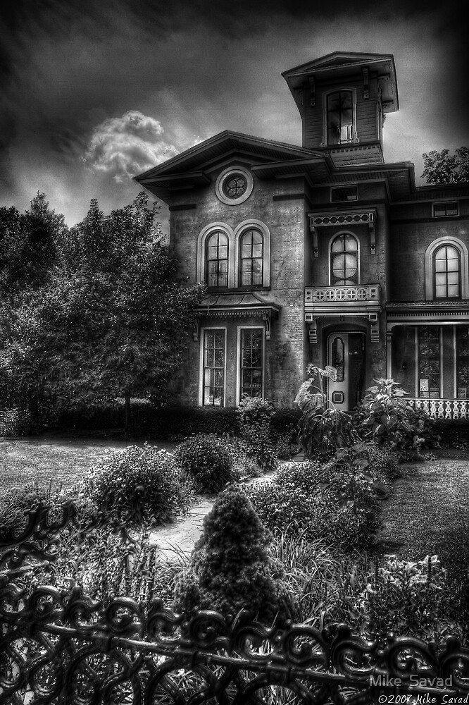 Haunted House by Michael Savad