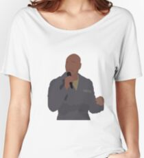 Dave Chappelle Women's Relaxed Fit T-Shirt