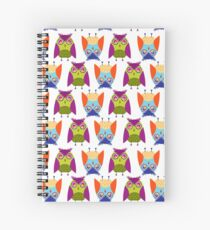 Hoot Spiral Notebook