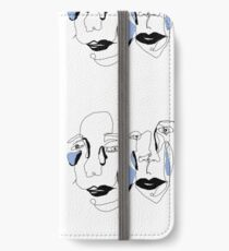 Together ( BLUE ) iPhone Wallet/Case/Skin