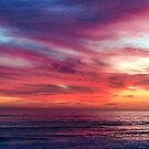 Sunset 1 by Christine  Wilson