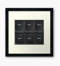 marshall Framed Print