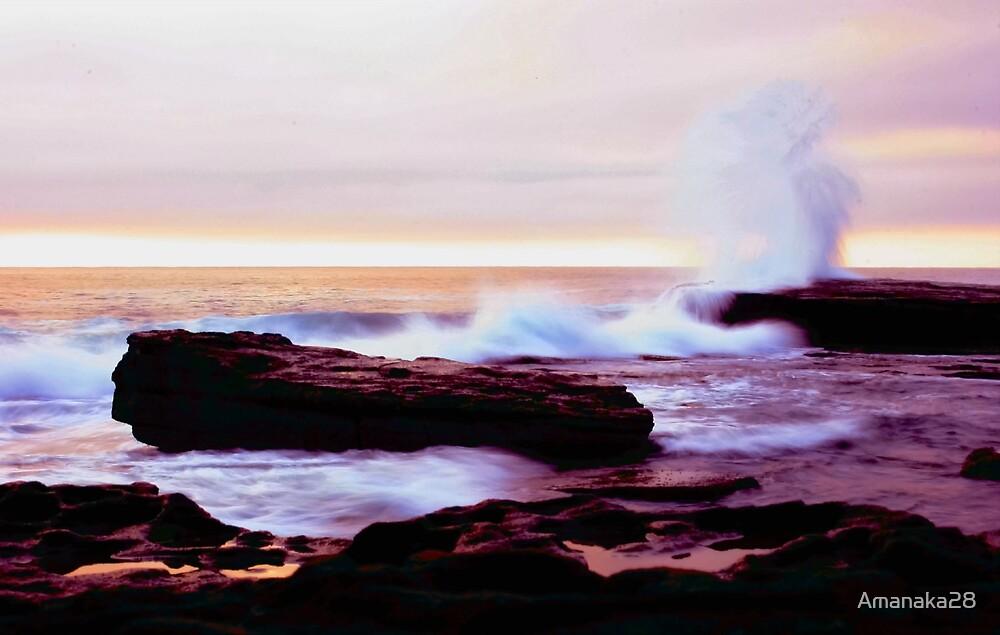 terrigal rocks by Amanaka28