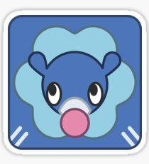 Popplio! I choose you - Cover Sticker