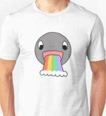 Barfing Rainbows T-Shirt