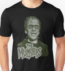 Herman Munster The Munsters Classic TV T-Shirt
