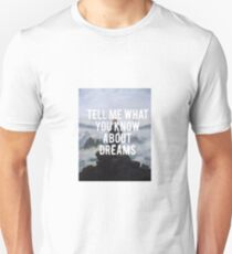 Wanderer Above the Pursuit of Happiness T-Shirt