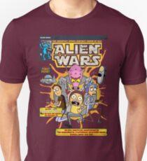 Alien Wars Unisex T-Shirt
