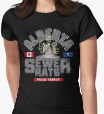 Official Alberta Sewer Rats Proud Member T-Shirt