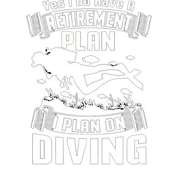 Therapy Scuba Diving Cranberry T-Shirt  by lananh145
