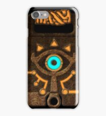Sheikah Slate iPhone Case/Skin