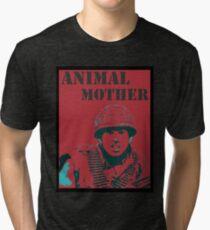 Full metal jacket- Animal Mother Tri-blend T-Shirt