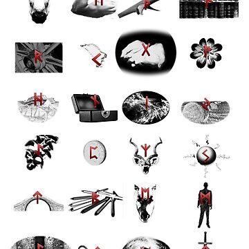 Runes by wwwdotinternets