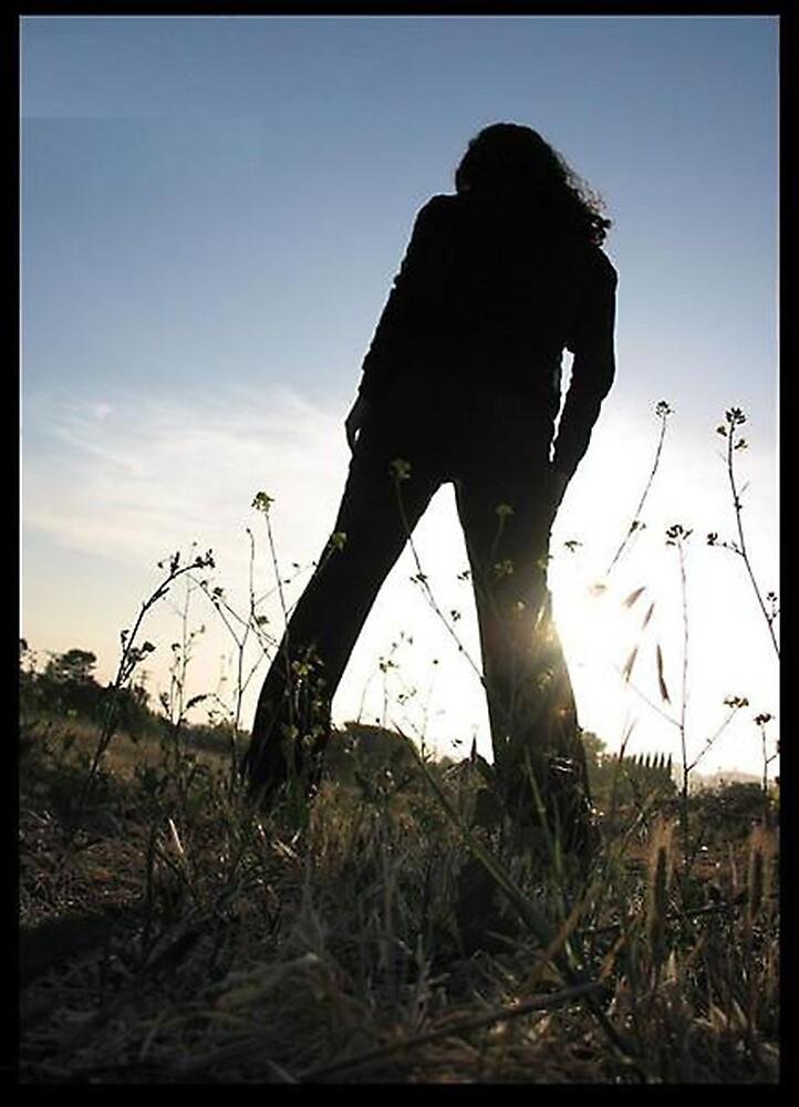 Walkin in the fields by Melissa  Carroll